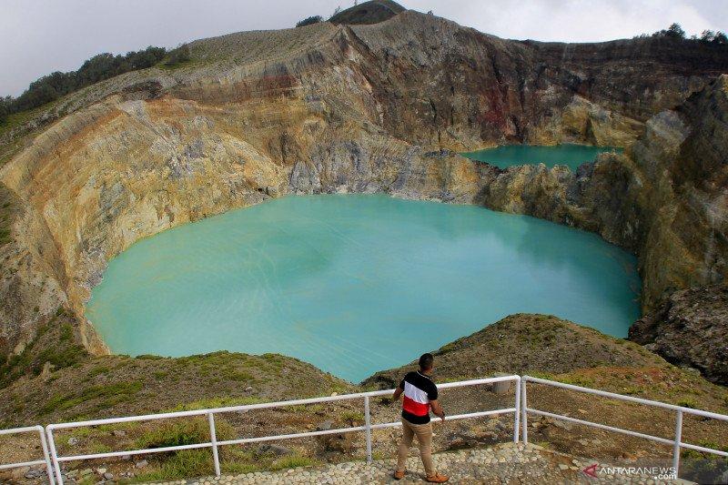 Kawasan wisata TN Kelimutu ditutup selama liburan lebaran