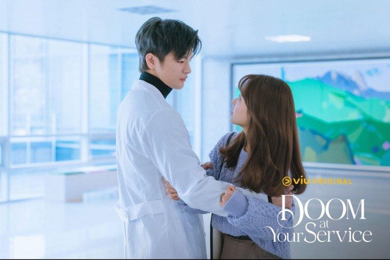 Lima kesamaan Park Bo Young dan  Seo In Guk