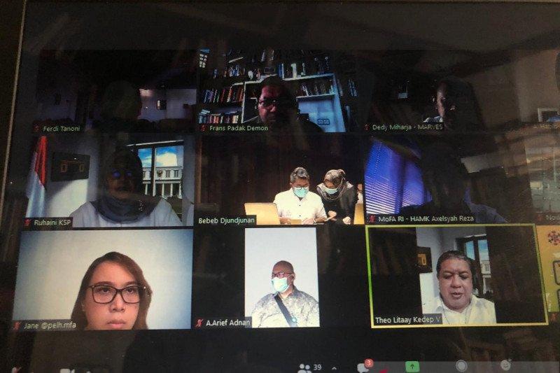 PBB surati perwakilan tetap RI terkait kasus Montara