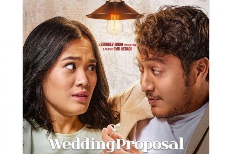 Film Wedding Proposal, komedi-romantis Dimas Anggara & Sheryl Sheinafia