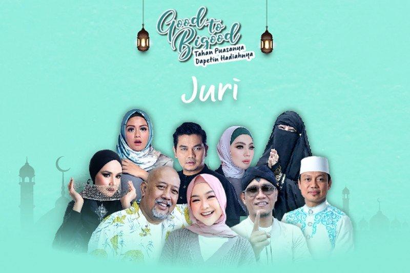 Gus Miftah, Ria Ricis, Mien Uno menjadi juri Seleb Bigo Ramadhan