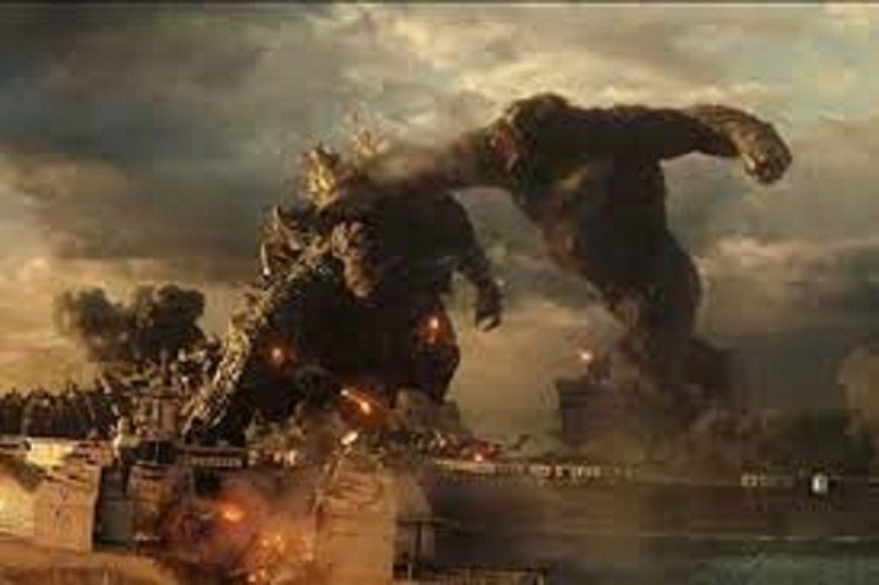 Film Godzilla vs Kong tayang perdana di platform streaming Catchplay+