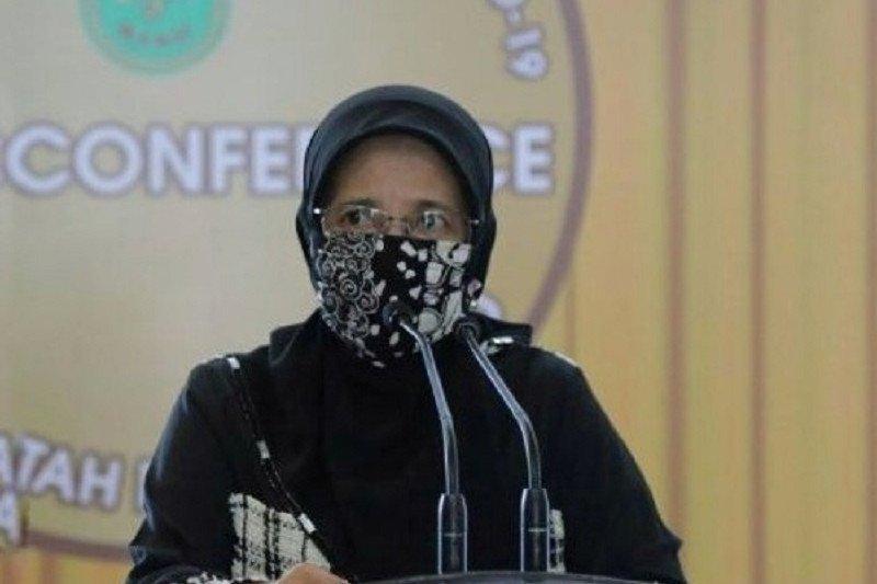 Kasus COVID-19 di Riau terus bertambah, ruang isolasi hampir penuh