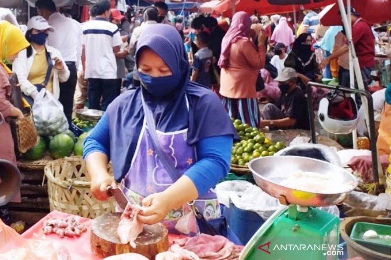 Jelang lebaran, harga daging sapi di Palembang naik menjadi Rp140.000/Kg