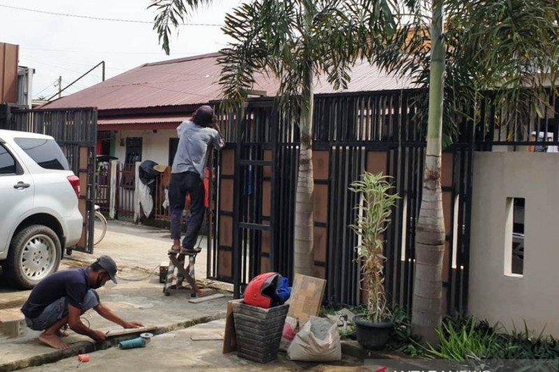Permintaan bahan bangunan di Palembang meningkat menjelang lebaran
