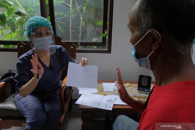 Sembilan juta lebih warga Indonesia telah selesai jalani vaksinasi COVID