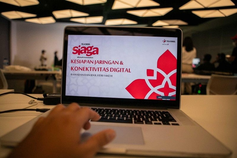 Telkomsel area Pamasuka prediksi trafik data tumbuh 9,35 persen