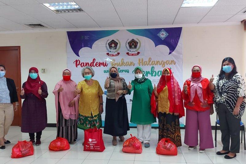 """IKWI Jaya berbagi """"Pandemi Bukan Halangan untuk Terus Berbagi"""""""