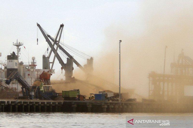 Ekspor Sawit dari Dumai