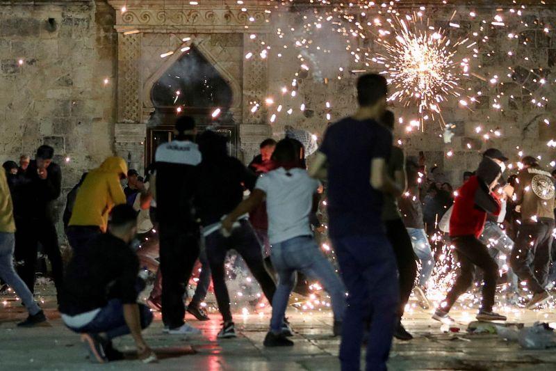 Sekjen PBB desak Israel menahan diri di Yerusalem Timur