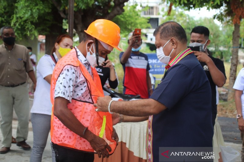 Pemkot Kupang luncurkan program pembangunan kotaku