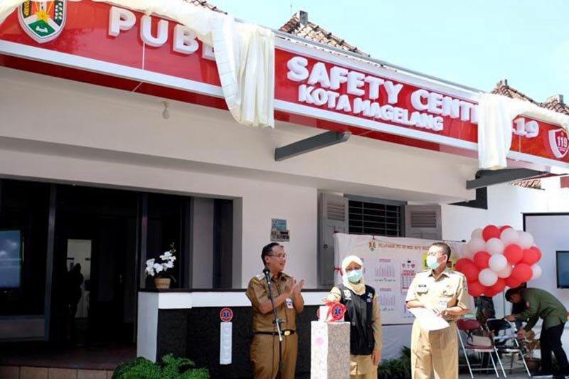 """Program """"Jemput Sakit Antar Sehat"""" diluncurkan Pemkot Magelang"""