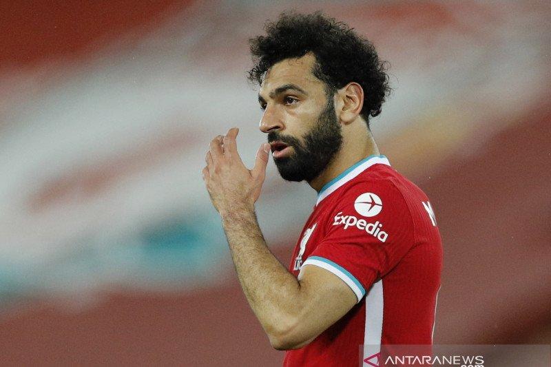 PSG siap rekrut Salah bila Kylian Mbappe tidak perpanjang kontrak