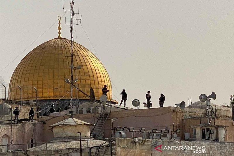 Anggota DPR RI kecam serangan Israel ke Masjid Al-Aqsa kejahatan HAM