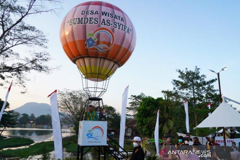 Cangkuang Garut jadi desa wisata bernilai legenda