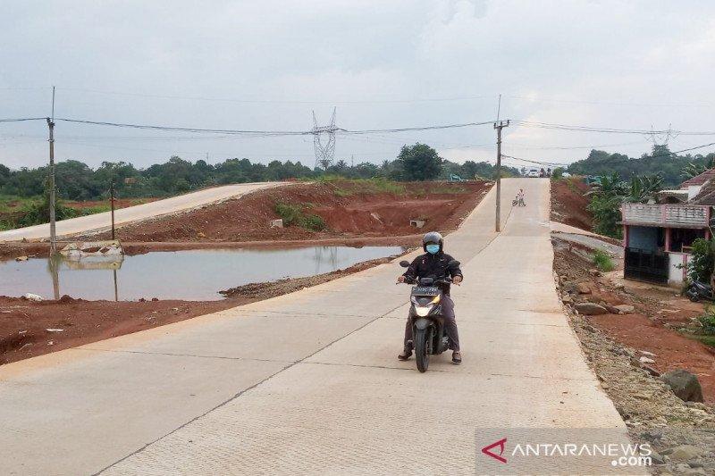 Bupati Bogor dorong ruas Bojonggede-Kemang berstatus jalan nasional