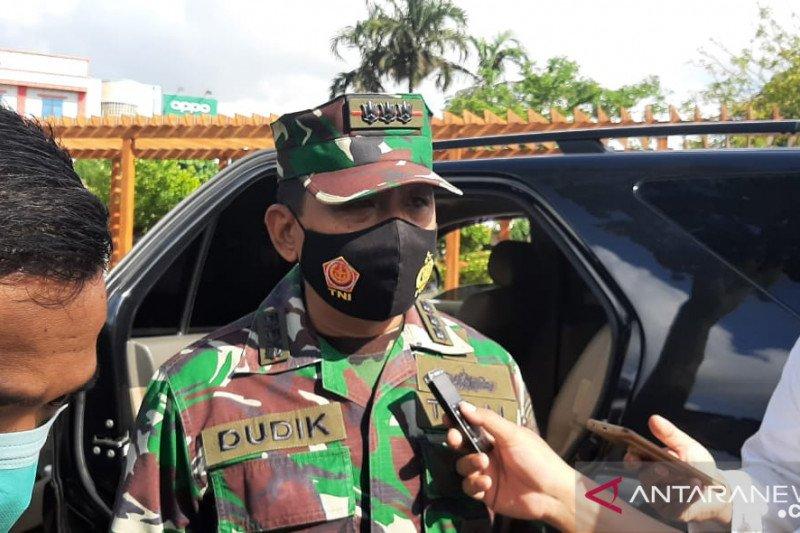 Pangkalan TNI AL Babel terjunkan empat kapal halau pemudik