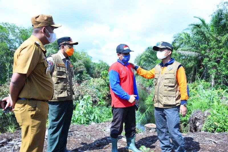 Pemkab Bengkalis terima hibah tujuh hektare lahan
