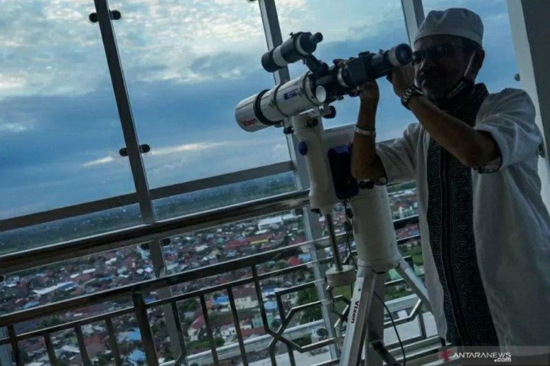 PP Muhammadiyah: Idul Fitri jatuh pada Kamis 13 Mei