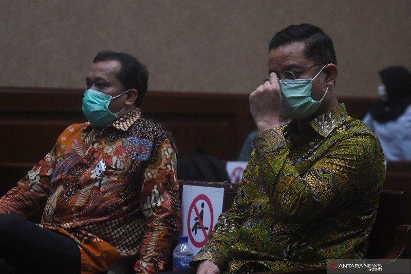 Jaksa ungkap percakapan Ketua Sekretariat Komisi VIII DPR soal bansos