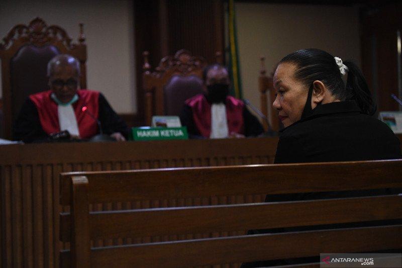Majelis hakim jatuhkan vonis Maria Lumowa  18 tahun penjara