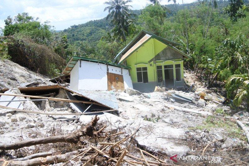 Pemkab Kupang belum salurkan dana tunggu hunian korban Seroja
