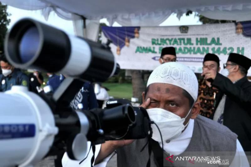 BMKG prediksi 12 Mei masih masuk bulan Ramadhan