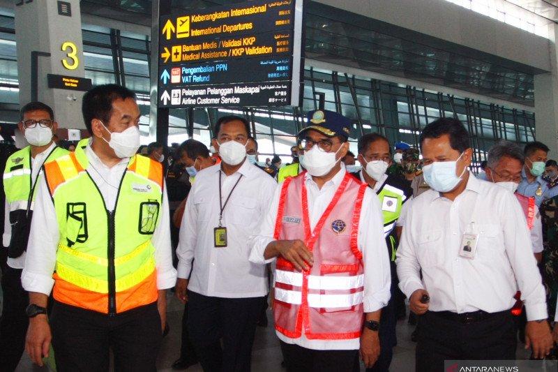 Menhub: PT KCI tak profesional atur jumlah penumpang
