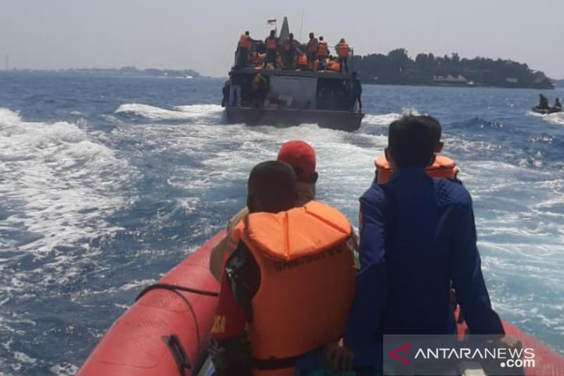 Kapal Colombus GT 77 kecelakaan di perairan  Kepulauan Seribu