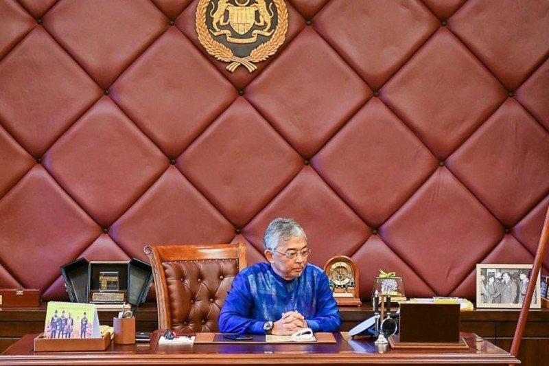 Raja Malaysia telepon Presiden Joko Widodo ucapkan Selamat Idul Fitri