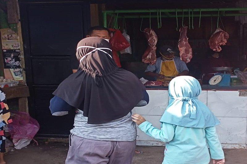 Harga daging di Mesuji naik jadi Rp150 ribu/kg