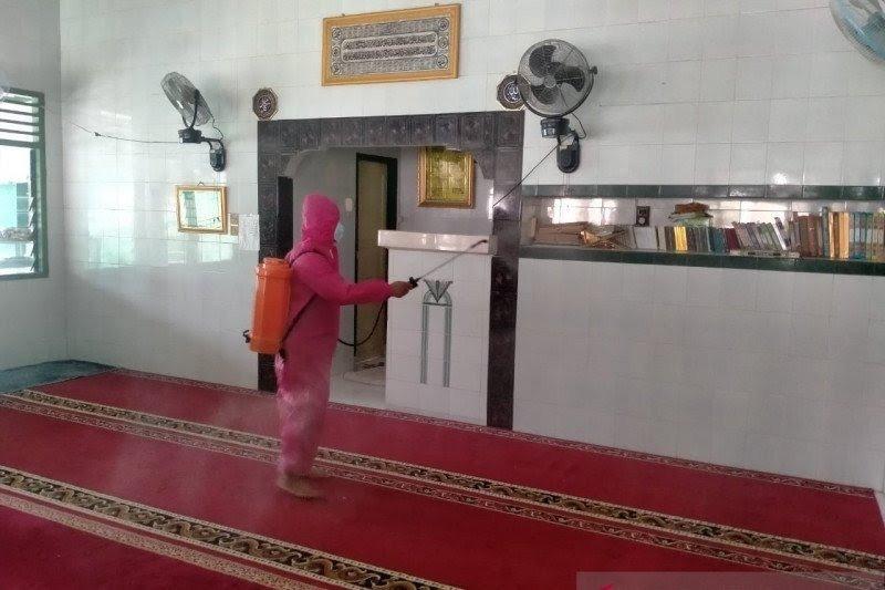 Pemkab OKU perbolehkan umat muslim sholat Ied di masjid