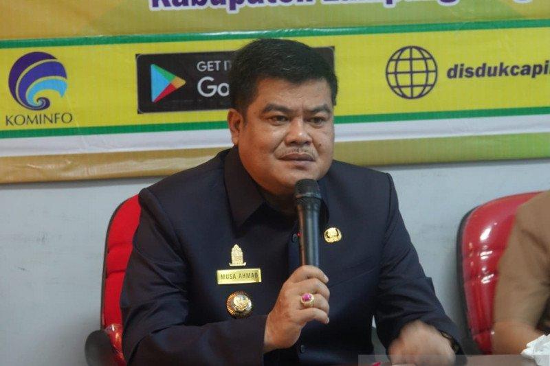 Pemkab Lampung Tengah larang takbiran keliling