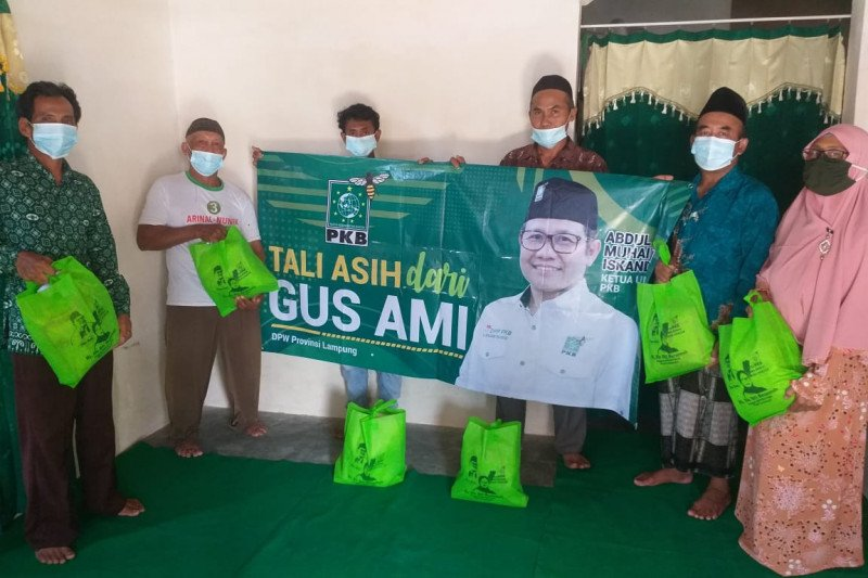 Gus Ami Berbagi di Lampung, sasar warga duafa