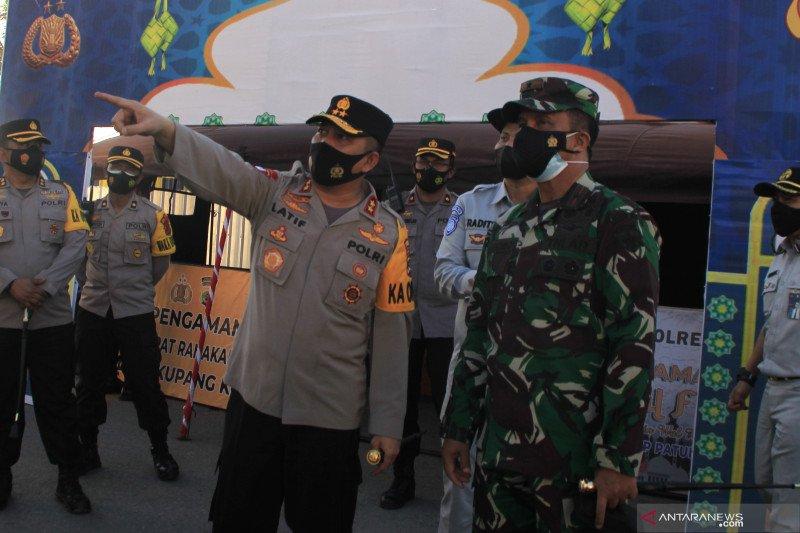 Kapolda NTT imbau warga bantu jaga keamanan jelang Idul Fitri