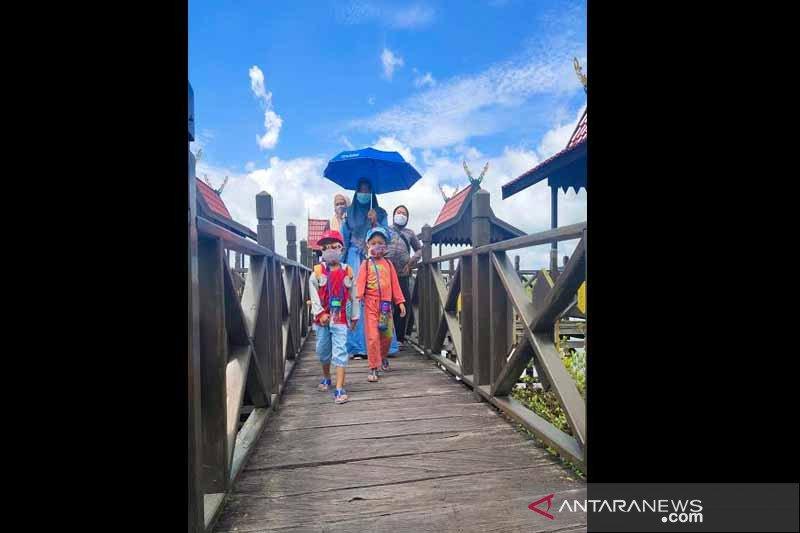 Destinasi wisata di Palangka Raya tutup selama Lebaran