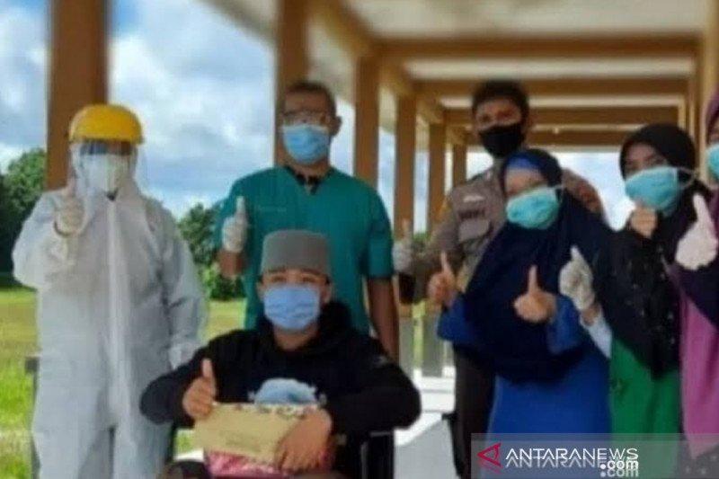 Alhamdulillah, bertambah 64 pasien COVID-19 yang sembuh di Siak