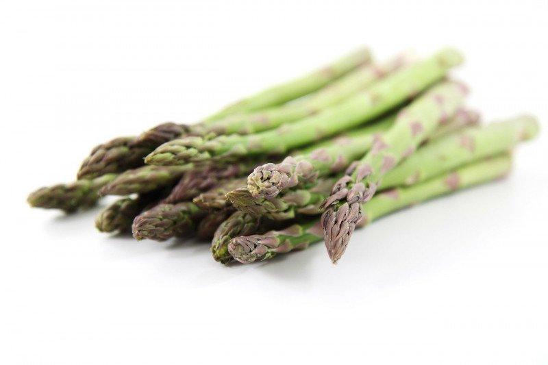 Cara membuat asparagus gaya Jepang