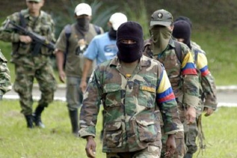 Kelompok bersenjata Kolombia telah menangkap 8 orang tentara Venezuela