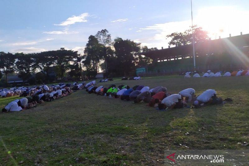 Pemkab Cianjur izinkan shalat Id di masjid dan lapangan, tapi larang gelar griya