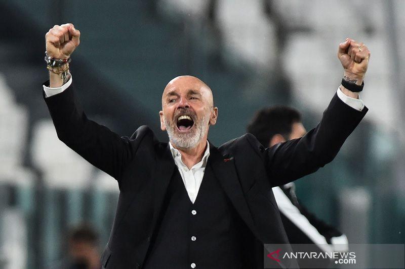 Pioli ingin Milan jaga semangat demi empat besar Liga Italia
