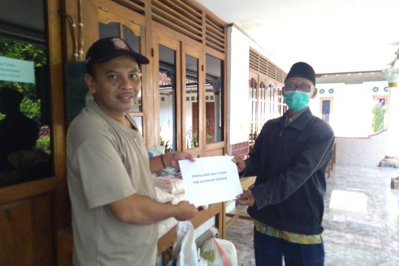 PHBI Banaran Kulon Progo salurkan zakat fitrah di Kalibawang dan Samigaluh