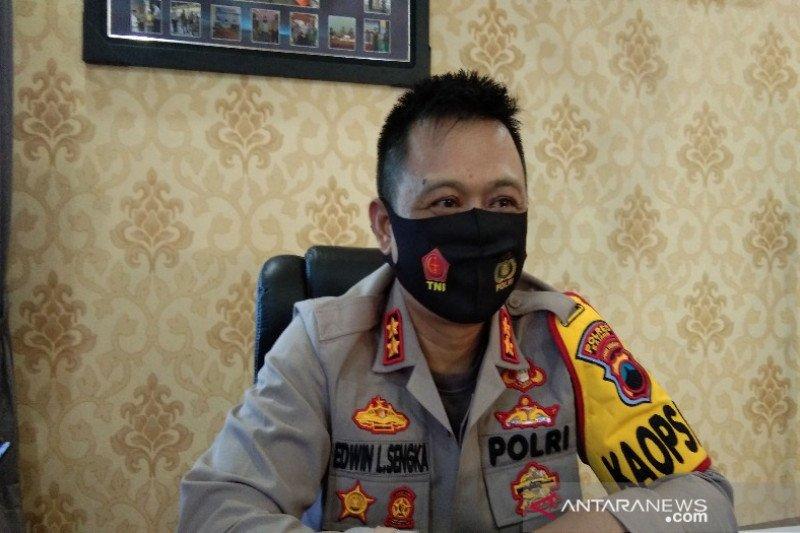 "Polres Batang ungkap kasus  ""illegal logging"""