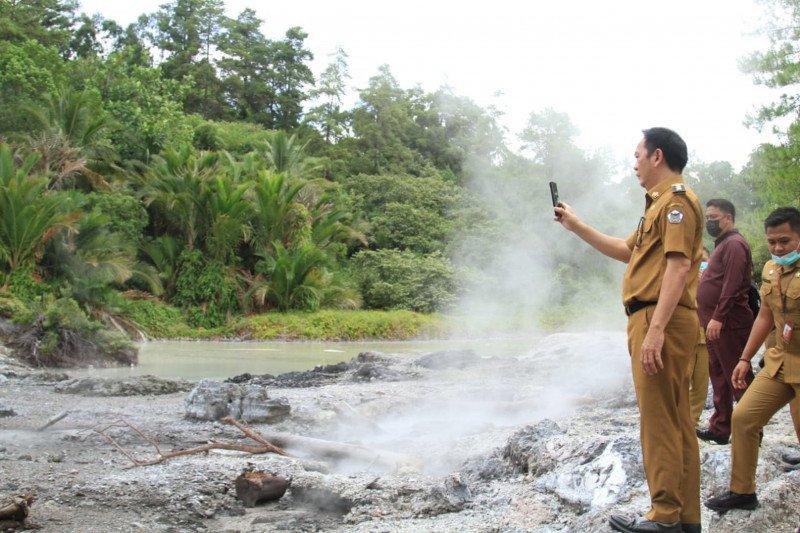 Pemkot Tomohon prioritaskan benahi destinasi wisata 'Air Panas Lahendong'