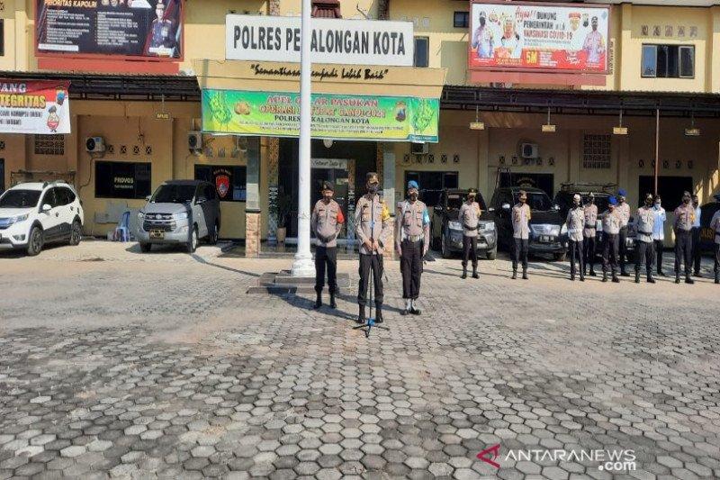 Polres Pekalongan Kota larang warga takbir keliling