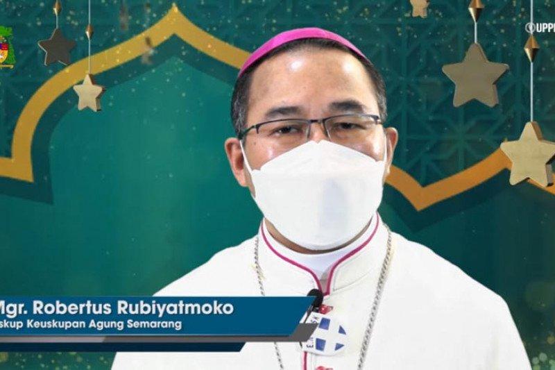 Uskup Agung: Idul Fitri bawa suka cita manusia