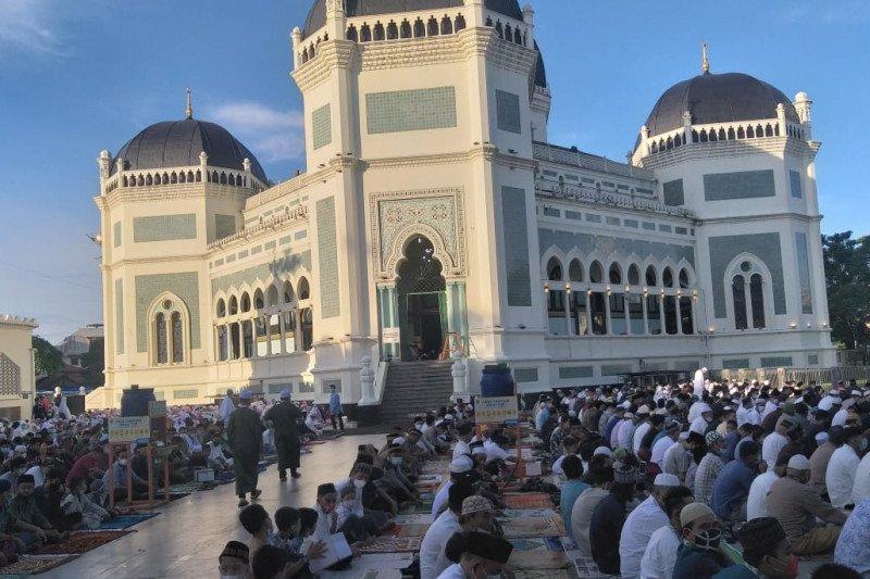 Dubes negara sahabat ucapkan selamat Idul Fitri 1442 H bagi Muslim Indonesia
