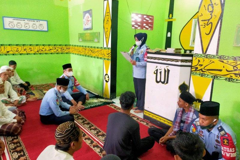 83 narapidana Lapas Talu Pasaman Barat peroleh remisi Idul Fitri, ini perinciannya