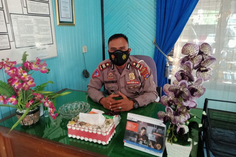 Satlantas Polres Pasaman tutup Satuan Penyelenggara Administrasi SIM selama lima hari