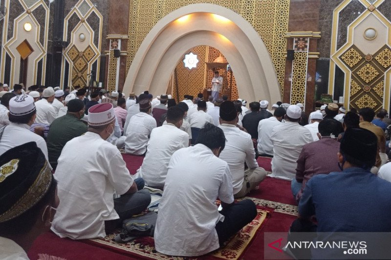 Sebelum wafat ustaz Tengku Zul dijadwalkan khatib shalat Id di Medan